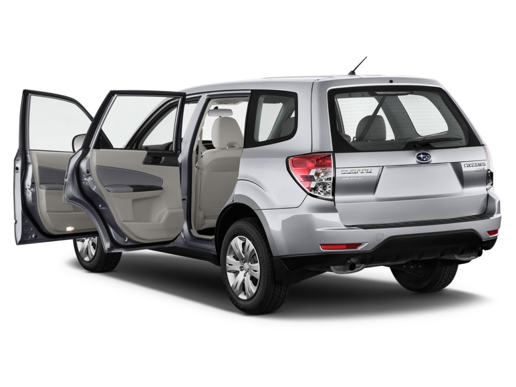 image 2011 subaru forester 4 door auto 2 5x open doors size 1024 x 768 type gif posted on. Black Bedroom Furniture Sets. Home Design Ideas