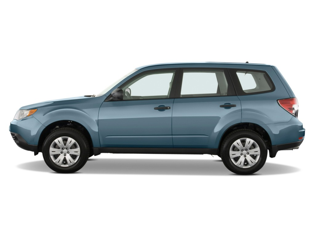 All Types 2011 forester : Image: 2011 Subaru Forester 4-door Auto 2.5X Side Exterior View ...