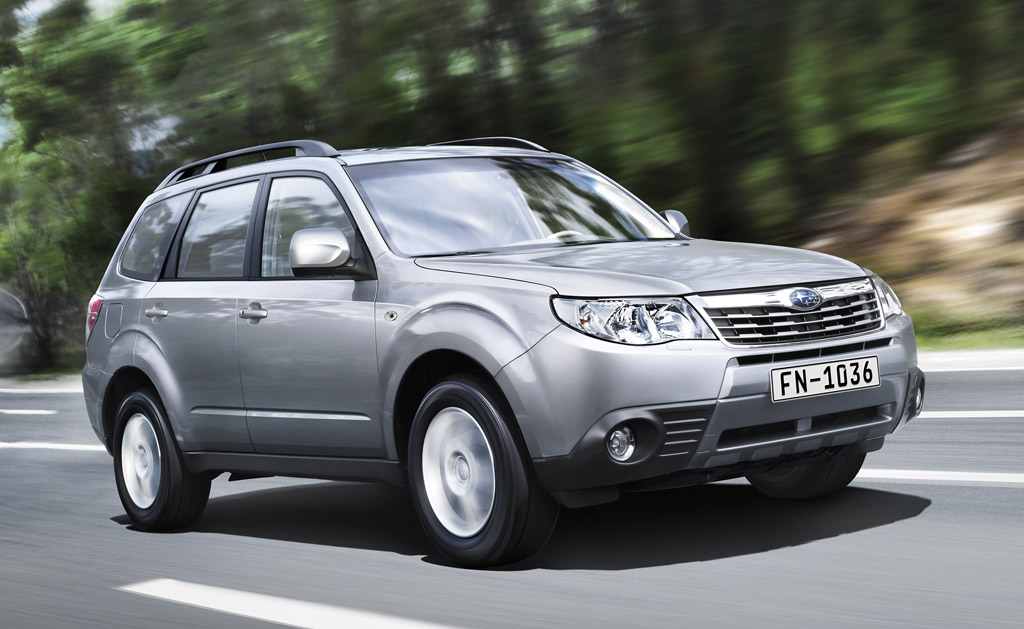 2011 Subaru Forester Prices And Expert Review The Car Connection