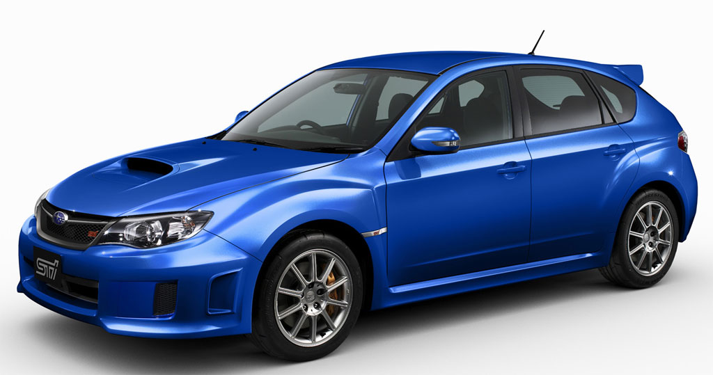 2011 subaru impreza wrx sti spec c breaks cover. Black Bedroom Furniture Sets. Home Design Ideas