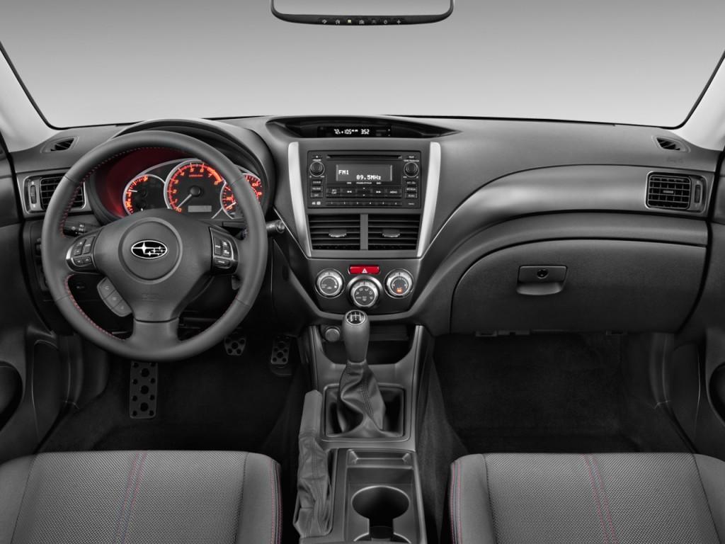 Image 2011 Subaru Impreza Wrx Sti 4 Door Man Dashboard
