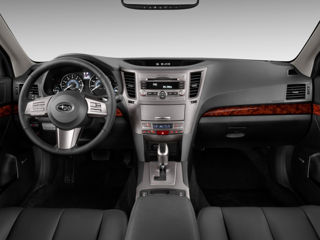 Image 2011 Subaru Outback 4 Door Wagon H4 Auto 2 5i