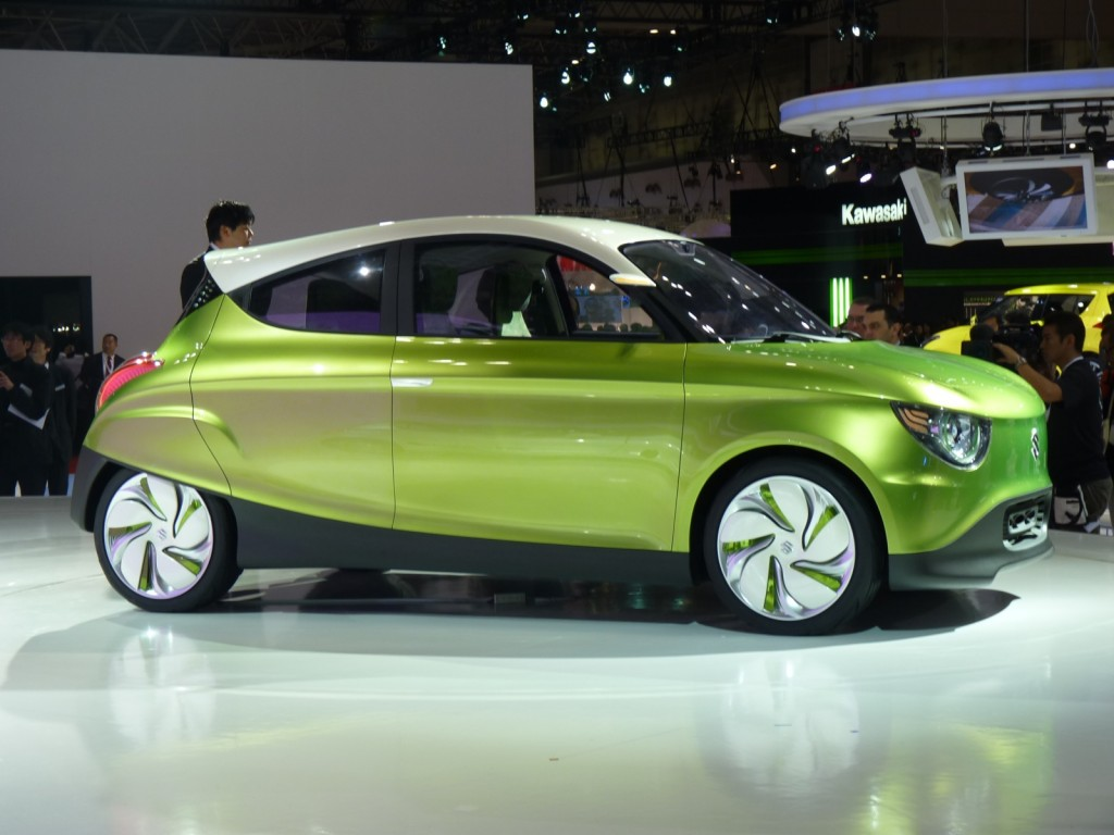 Image 2011 Suzuki Regina Concept Size 1024 X 768 Type
