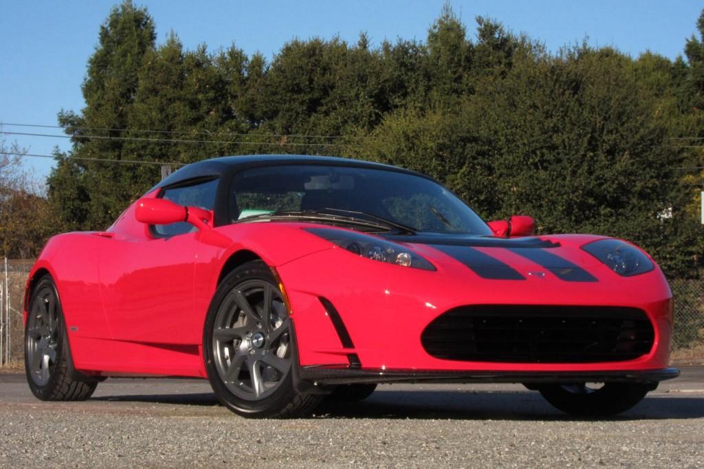 2011 Tesla Roadster Final Edition, photograph copyright Damon Lavrinc / AOL