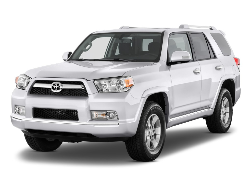 2017 Toyota 4runner Review Ratings Specs Prices And Photos The Car Connection