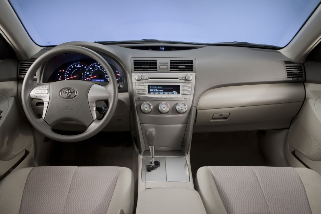 Toyota Camry 2011 Interior Www Pixshark Com Images