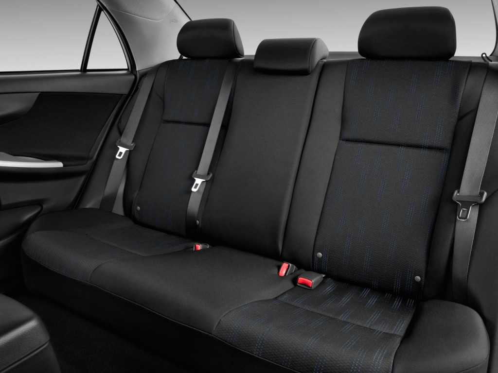 Image 2011 Toyota Corolla 4 Door Sedan Auto S Natl Rear