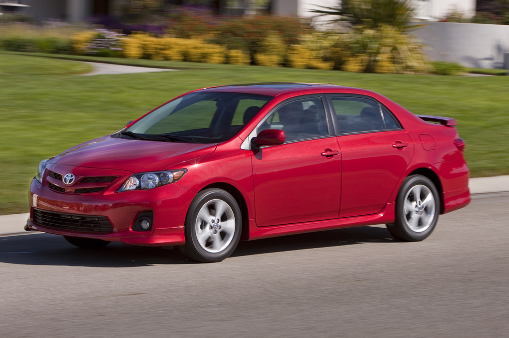 2011 Toyota Corolla Review, Ratings, Specs, Prices, And Photos   The Car  Connection