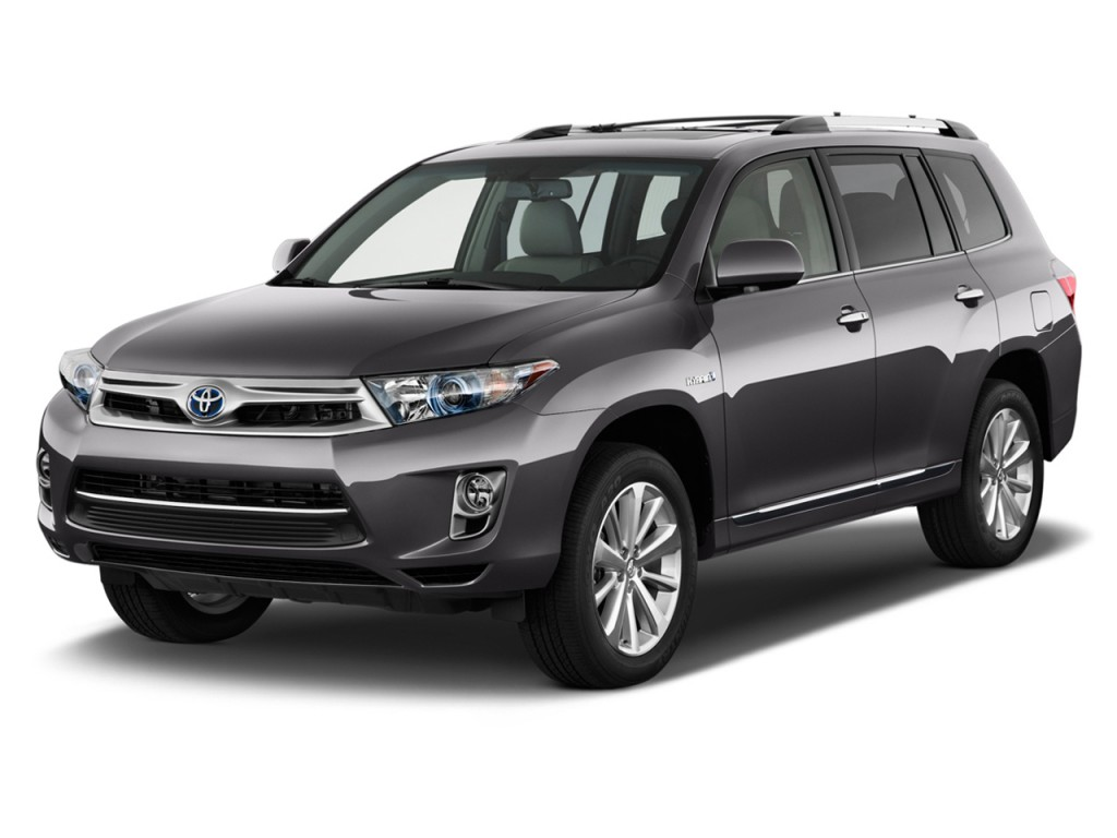 2011 Toyota Highlander Review, Ratings, Specs, Prices, And Photos   The Car  Connection
