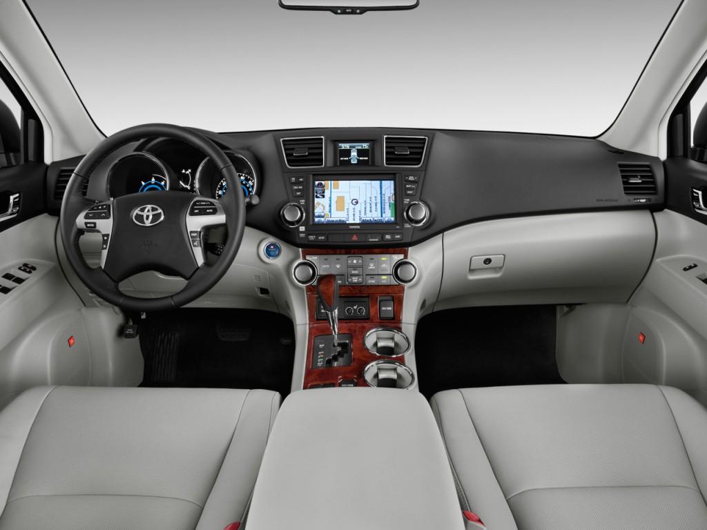 image 2011 toyota highlander hybrid 4wd 4 door limited. Black Bedroom Furniture Sets. Home Design Ideas