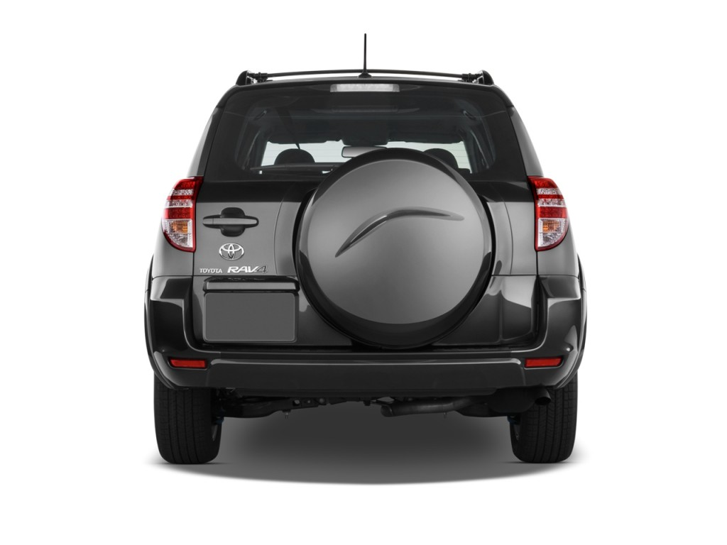 Image 2011 Toyota Rav4 Fwd 4 Door 4 Cyl 4 Spd At Sport Gs Rear Exterior View Size 1024 X