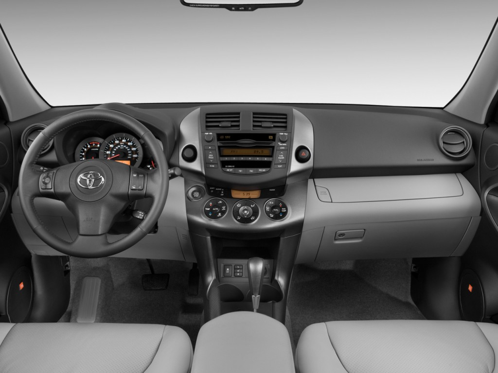 image 2011 toyota rav4 fwd 4 door v6 5 spd at ltd gs dashboard size 1024 x 768 type gif. Black Bedroom Furniture Sets. Home Design Ideas