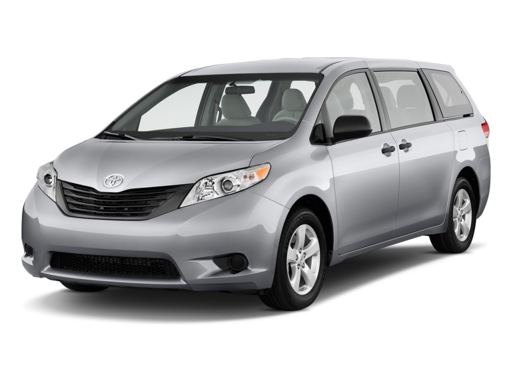 2011 Toyota Sienna Review, Ratings, Specs, Prices, And Photos   The Car  Connection