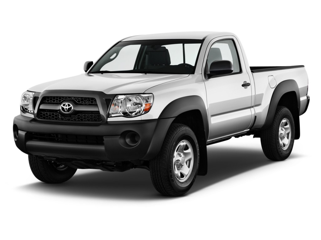 2011 Toyota Tacoma Review, Ratings, Specs, Prices, And Photos   The Car  Connection