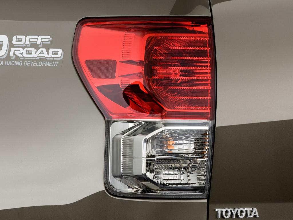 2011 Toyota Tundra Grade >> Image: 2011 Toyota Tundra Tail Light, size: 1024 x 768 ...