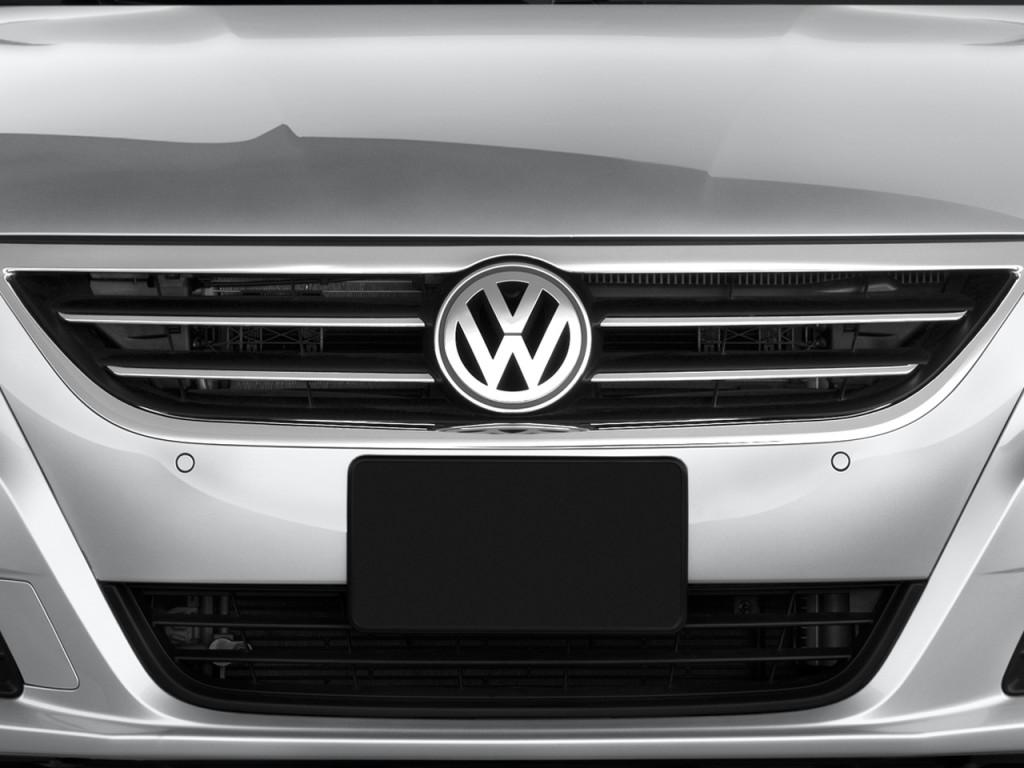 Image: 2011 Volkswagen CC 4-door Sedan Lux Grille, size: 1024 x 768, type: gif, posted on ...