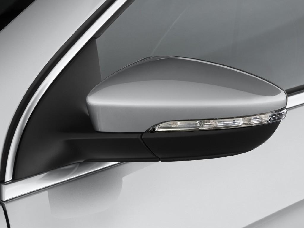 Image: 2011 Volkswagen CC 4-door Sedan Lux Mirror, size ...