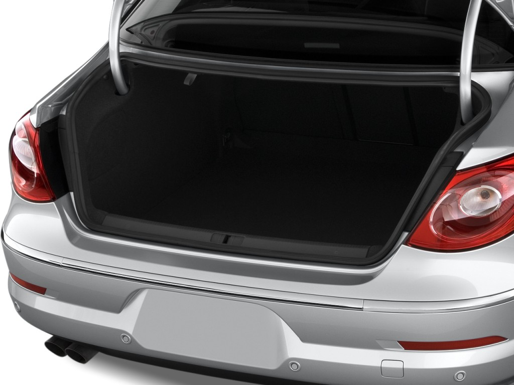 Image: 2011 Volkswagen CC 4-door Sedan Lux Trunk, size ...