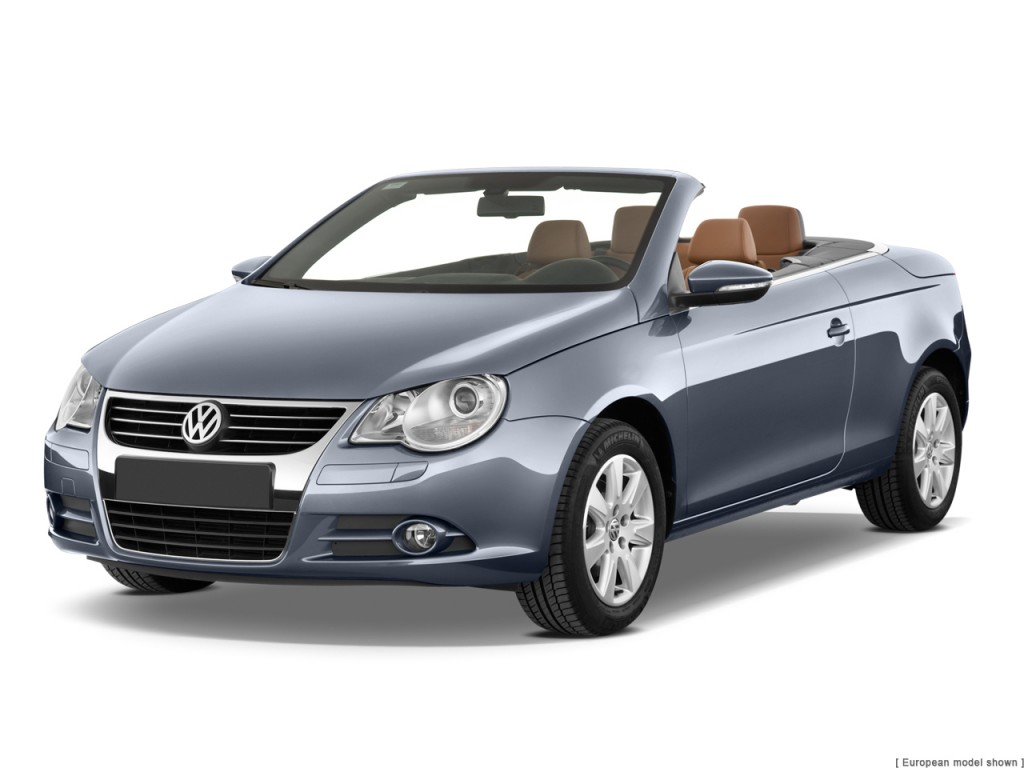 2011 Volkswagen Eos (VW) Review, Ratings, Specs, Prices, and