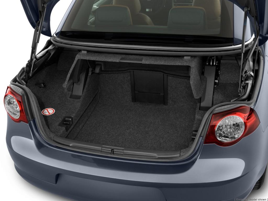 Image: 2011 Volkswagen Eos 2-door Convertible Lux SULEV ...