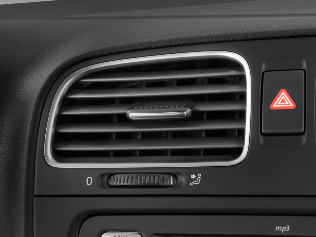 Car Air Ducts : Image volkswagen golf door hb man air vents size