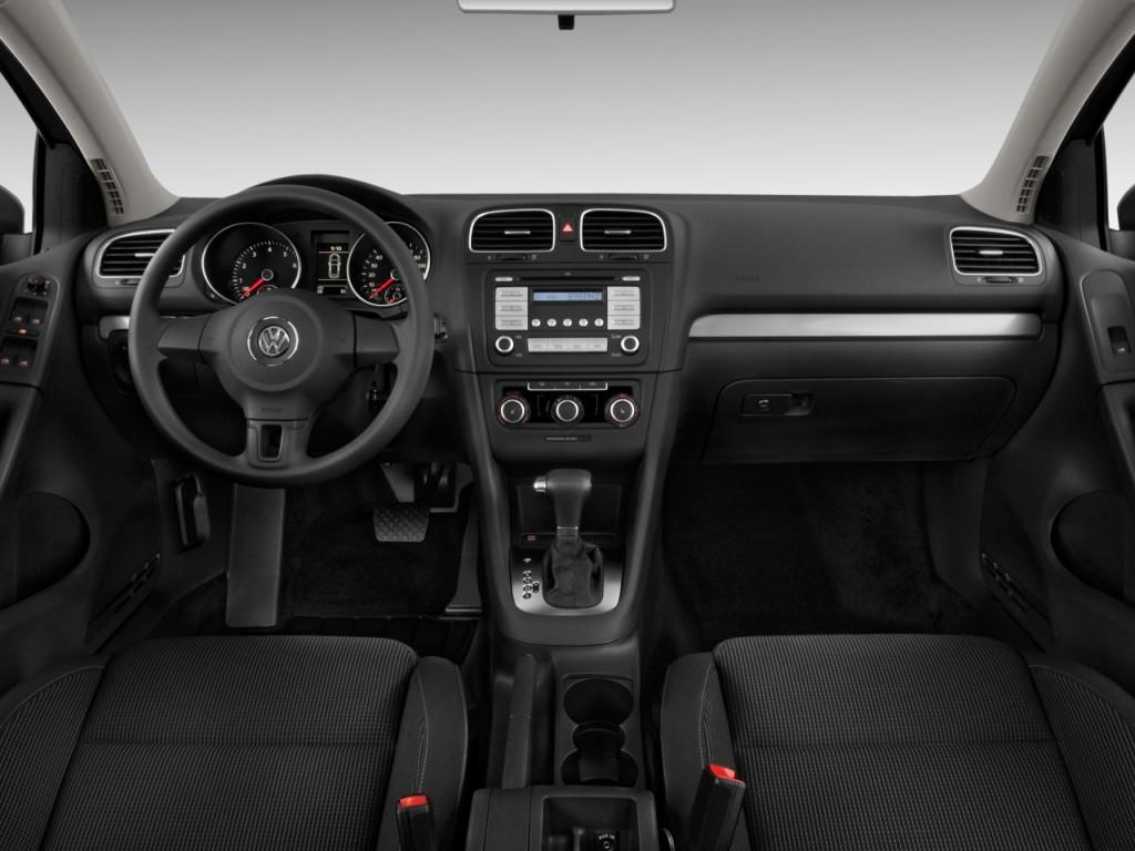 Best Golf Drivers 2014 >> Image: 2011 Volkswagen Golf 4-door HB Auto Dashboard, size ...