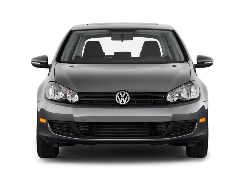 image  volkswagen golf  door hb auto front exterior view size    type gif