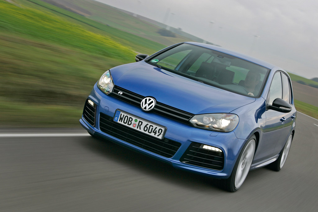 Win A Trip To Germany From Volkswagen And Drive The 2012 Golf R