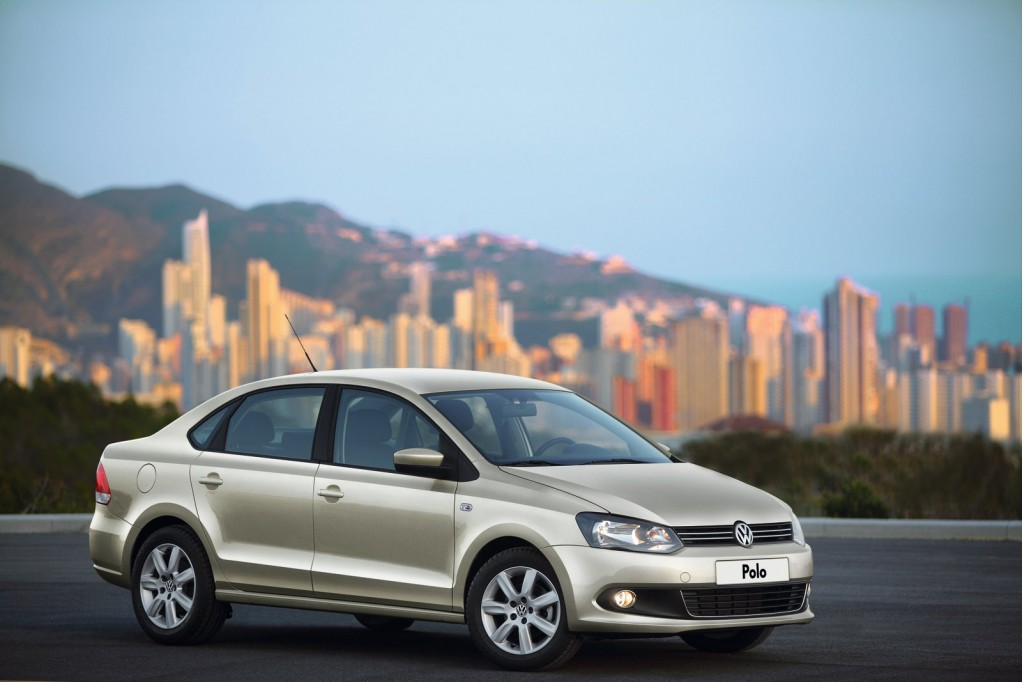 New Volkswagen Polo Sedan Built In Russia For Russians