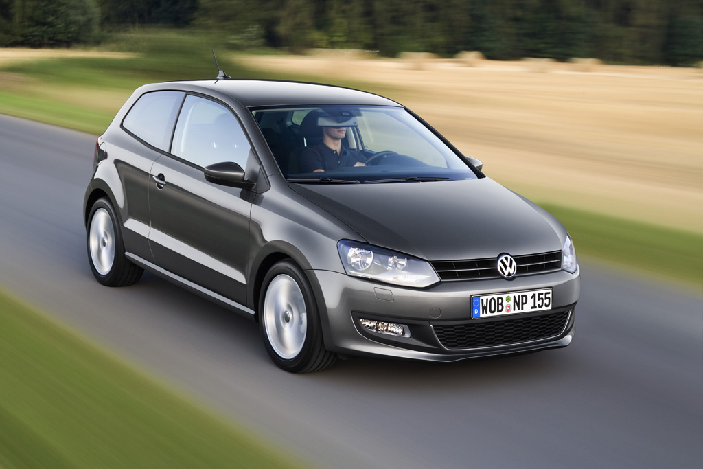 Preview: 2011 Volkswagen Polo