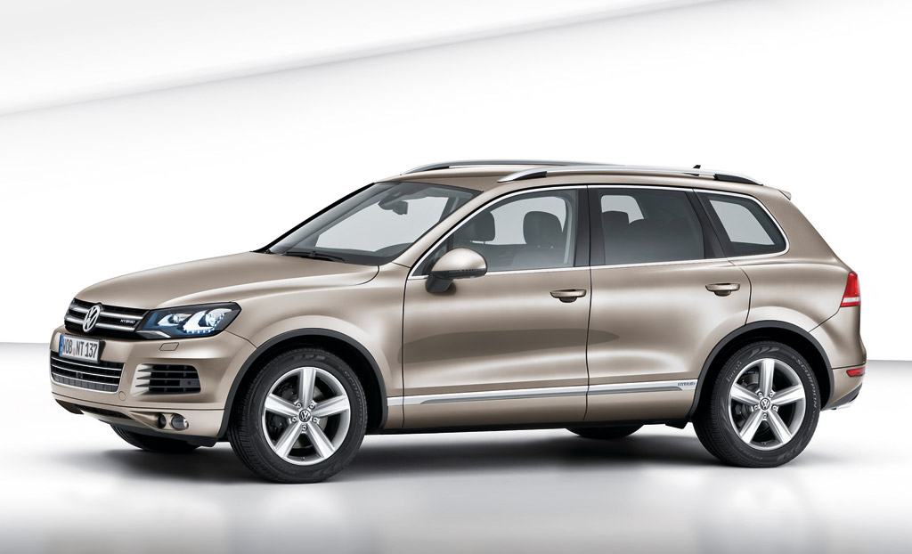2011 Volkswagen Touareg: Leaner, But Not A Lightweight