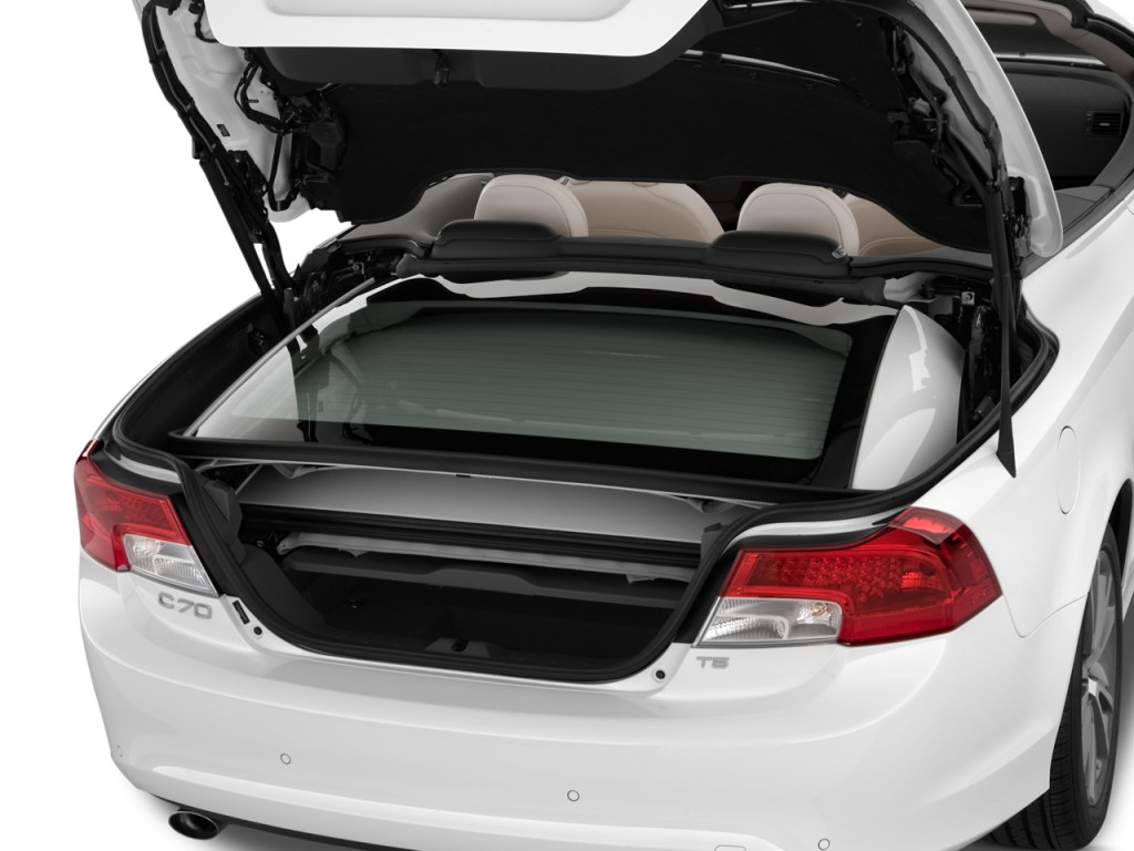 Image: 2011 Volvo C70 2-door Convertible Auto Trunk, size: 1024 x 768, type: gif, posted on ...