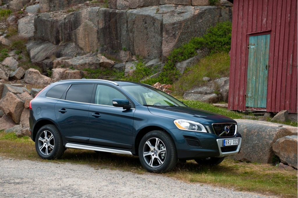 IIHS: Volvo's City Safety Cuts Low-Speed Car Accidents