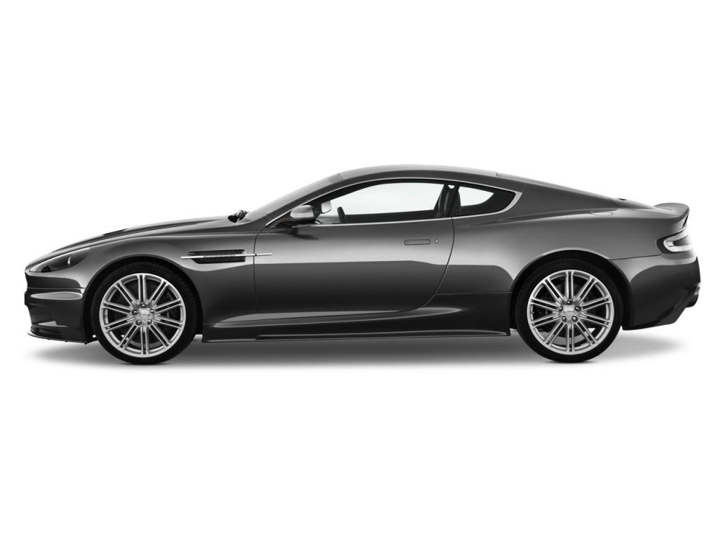 Image 2012 Aston Martin Dbs 2 Door Coupe Side Exterior