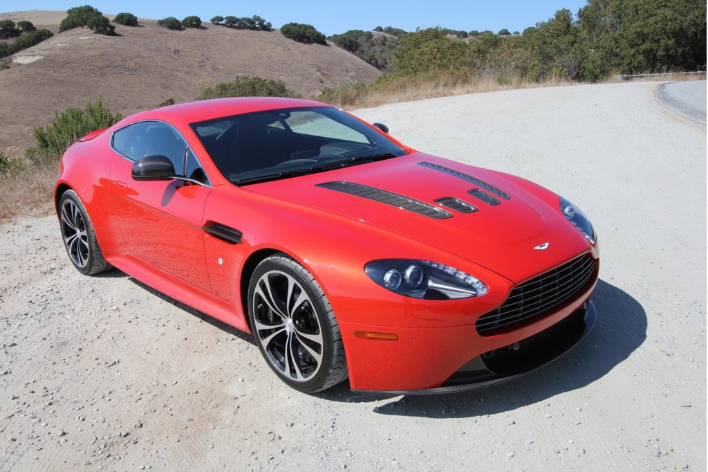 Aston Martin to recall more than 5000 vehicles in US