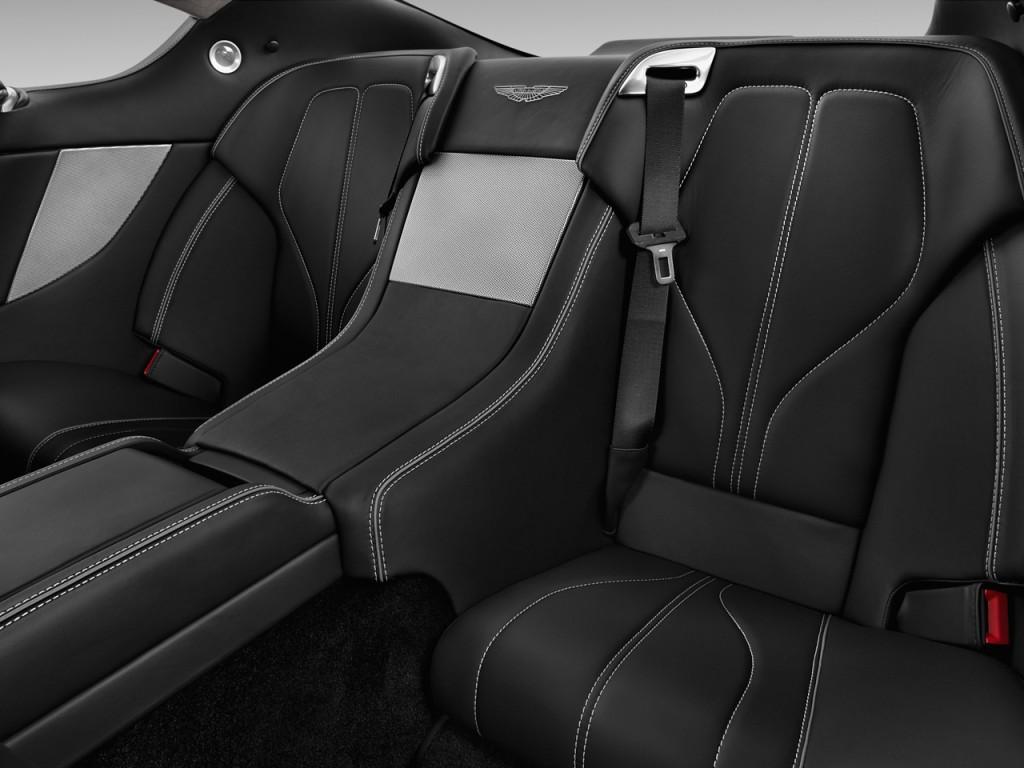 image 2012 aston martin virage 2door coupe rear seats