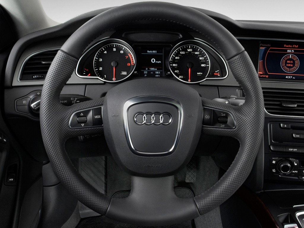 image 2012 audi a5 2 door coupe auto quattro 2 0t premium plus steering wheel size 1024 x 768. Black Bedroom Furniture Sets. Home Design Ideas