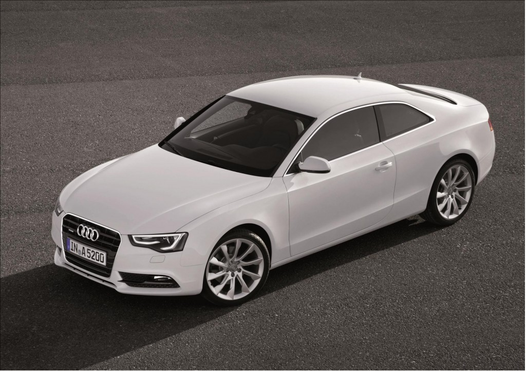 2012 Audi A5 S5 Preview