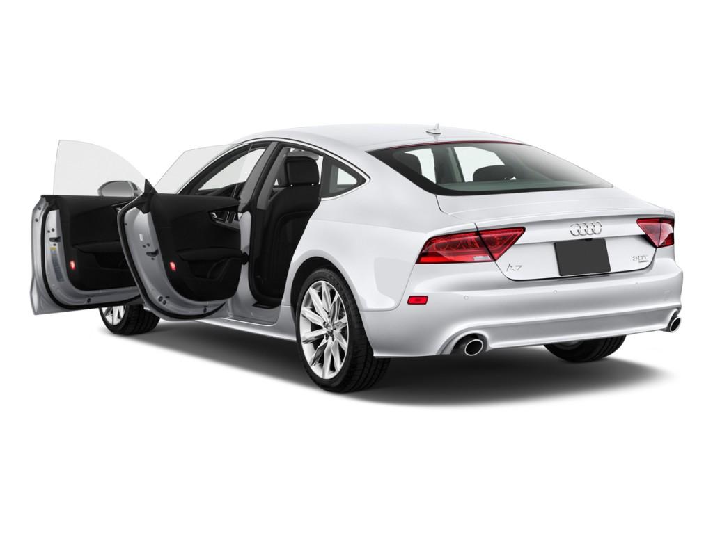 2012 Audi A7 4-door HB Auto quattro 3.0 Premium Plus Open Doors  sc 1 st  MotorAuthority & Image: 2012 Audi A7 4-door HB Auto quattro 3.0 Premium Plus Open ...