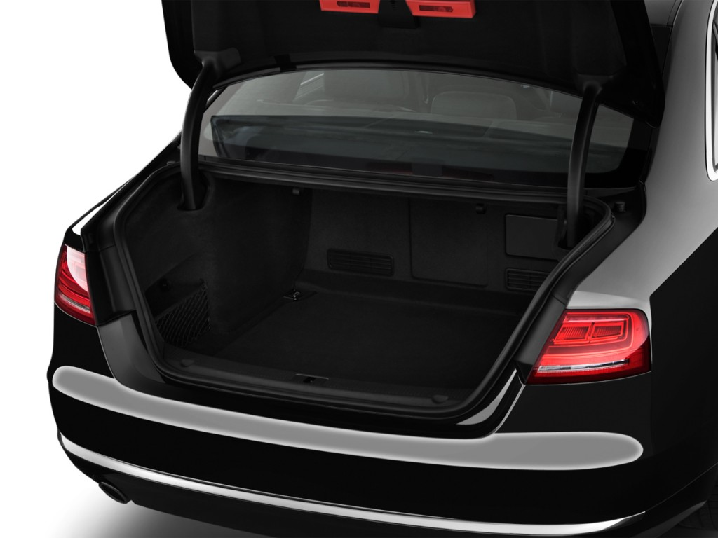 Image 2012 Audi A8 L 4 Door Sedan Trunk Size 1024 X 768