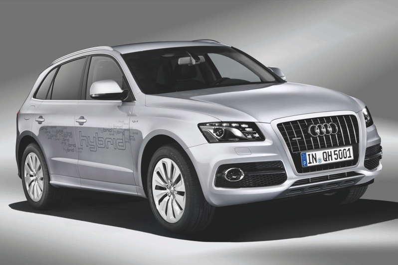 2017 Audi Q5 Hybrid