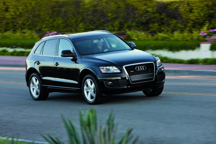 Audi recalls previously repaired Q5, Q7 for proper fixes