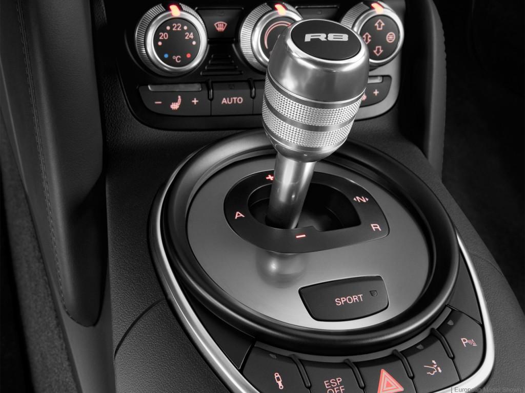 Image Audi R Door Coupe Auto Quattro L Gear Shift - Audi car gear