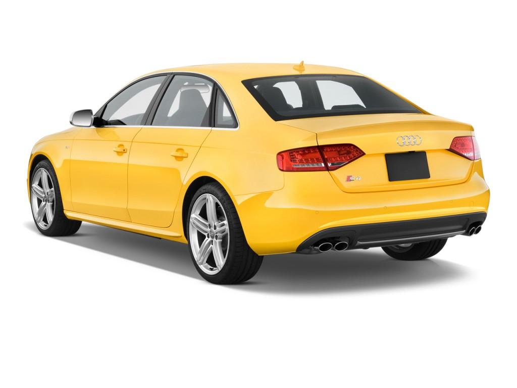 Image 2012 Audi S4 4 Door Sedan S Tronic Premium Plus