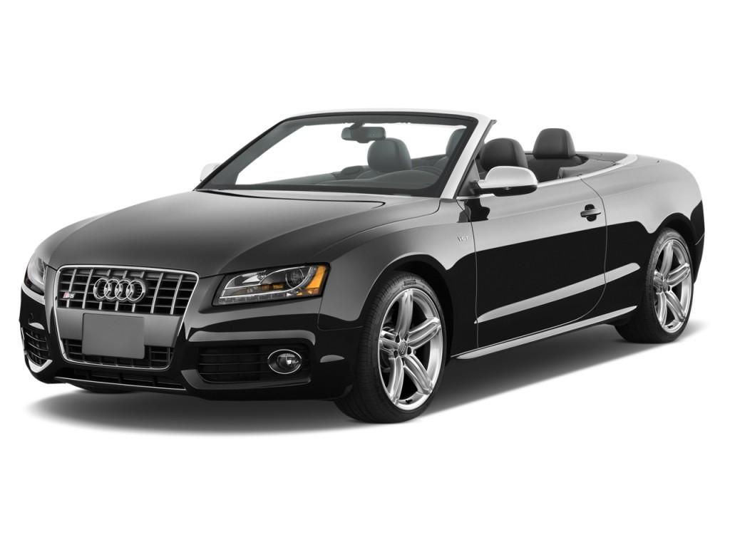 2012 audi s5 2 door cabriolet premium plus angular front exterior view 100363454 l - 2011 Audi S5 Coupe 4 2 At