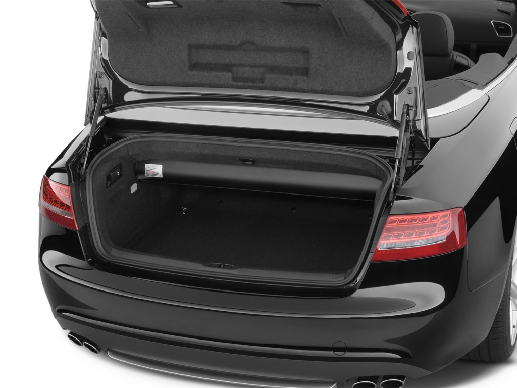 Image: 2012 Audi S5 2-door Cabriolet Premium Plus Trunk, size: 1024 x 768, type: gif, posted on ...