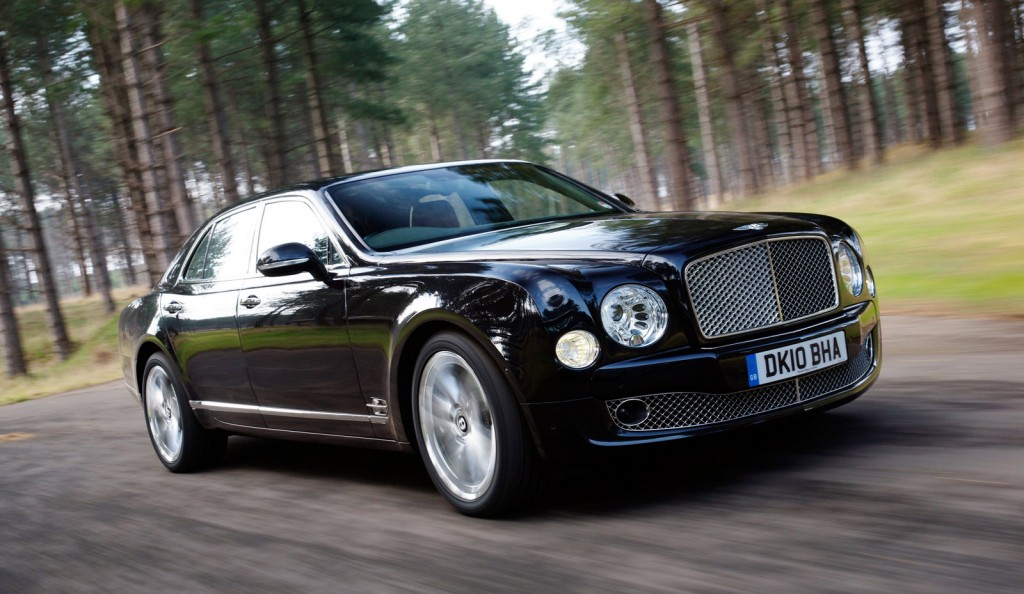 Superb 2012 Bentley Mulsanne