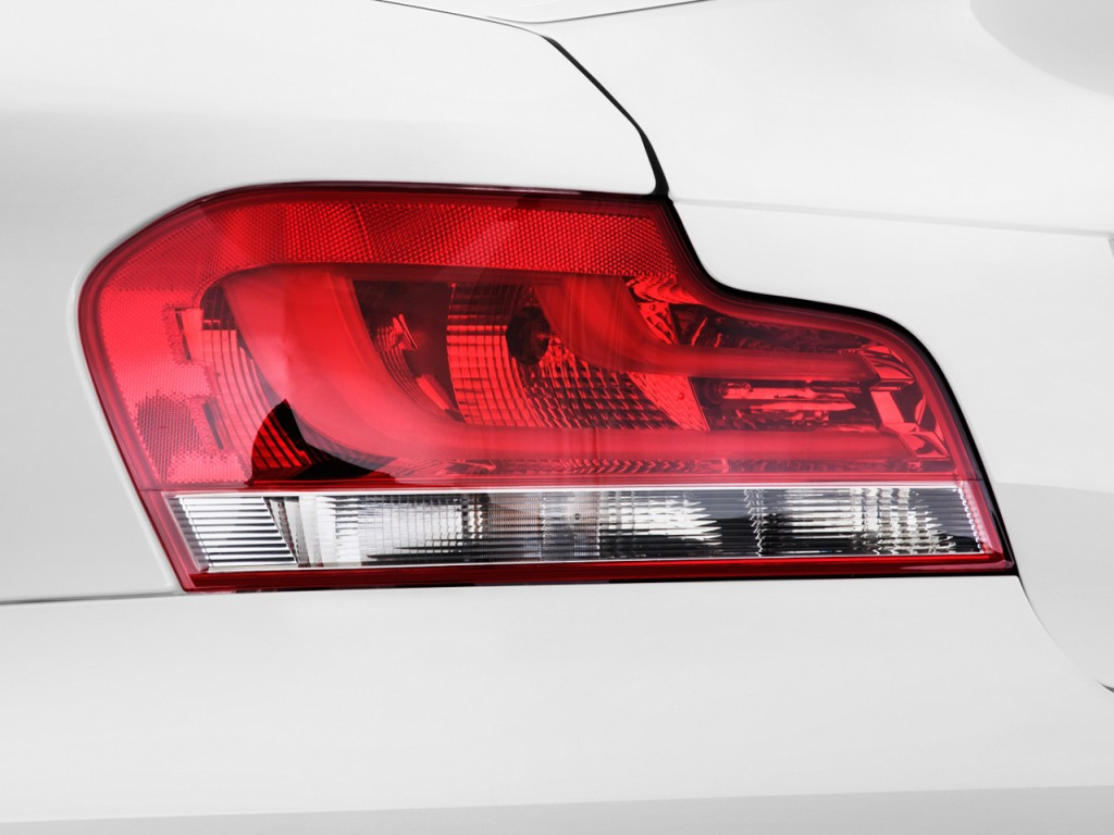 Image 2012 Bmw 1 Series 2 Door Coupe 135i Tail Light