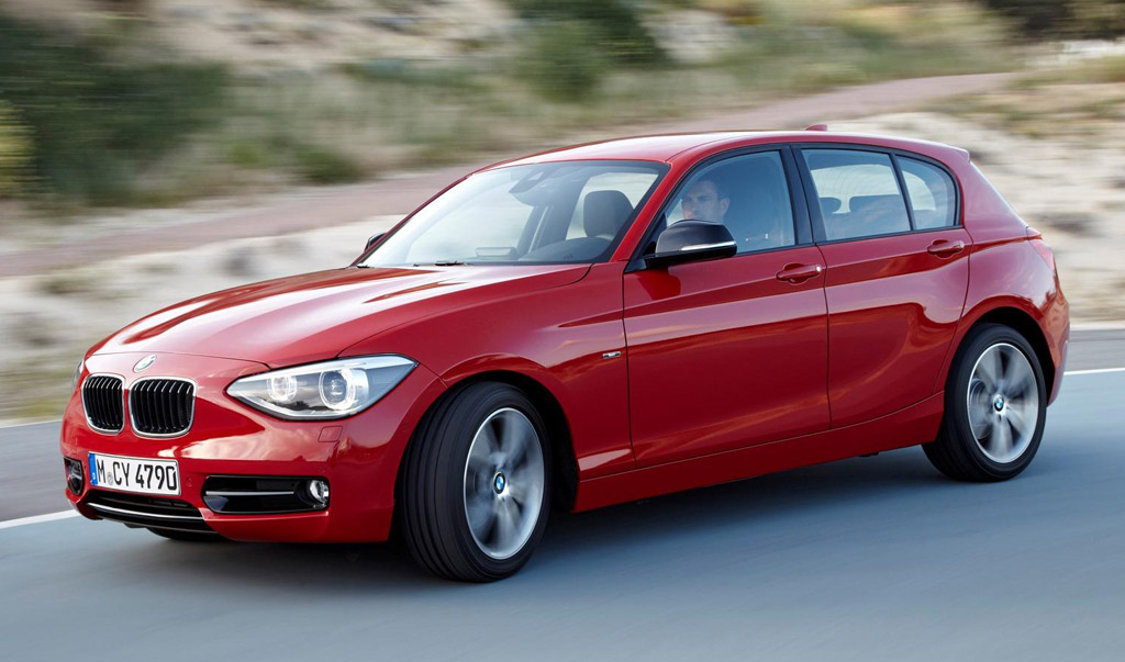 2012 Bmw 1 Series Hatchback Preview