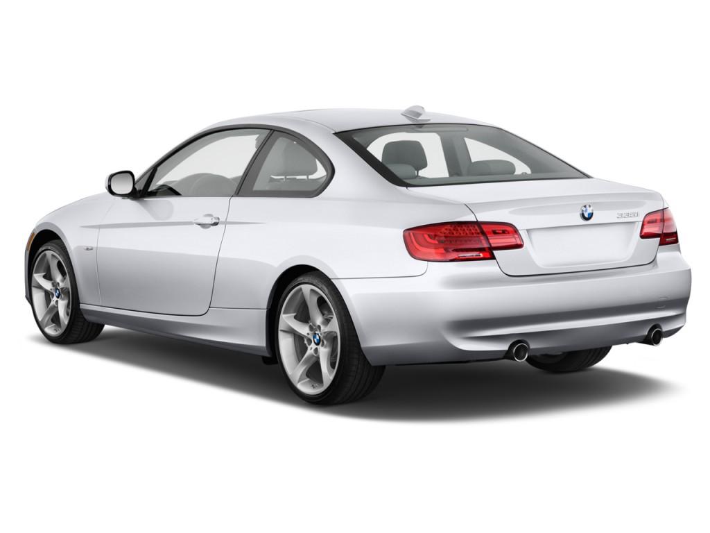 Image: 2012 BMW 3-Series 2-door Coupe 335i RWD Angular ...